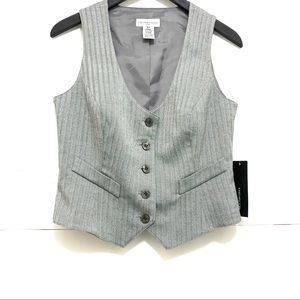 ❤️2/$20 Jones New York Suit Vest